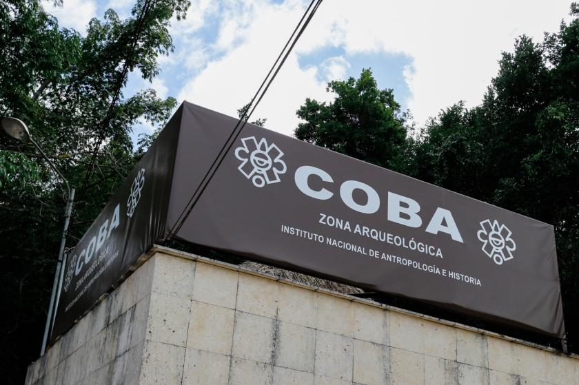 Coba Ruins QuintanaRoo Mexico